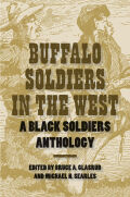 Buffalo Soldiers in the West Cover
