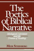 The Poetics of Biblical Narrative Cover