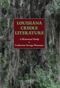 Louisiana Creole Literature Cover