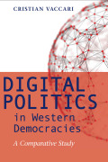 Digital Politics in Western Democracies Cover