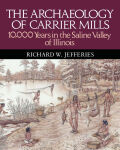 The Archaeology of Carrier Mills Cover