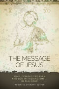 The Message of Jesus cover
