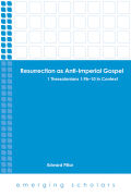 Resurrection as Anti-Imperial Gospel Cover
