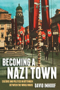 Becoming a Nazi Town Cover