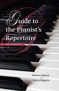 Guide to the Pianist's Repertoire, Fourth Edition Cover