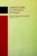 Christian Economic Ethics cover