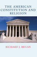 The American Constitution and Religion Cover