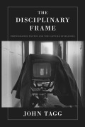 The Disciplinary Frame Cover