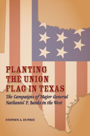 Planting the Union Flag in Texas