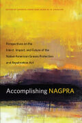 Accomplishing NAGPRA Cover