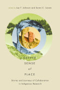 Deeper Sense of Place, A Cover