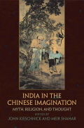 India in the Chinese Imagination Cover