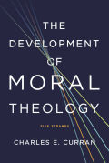 The Development of Moral Theology Cover