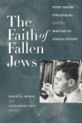 Faith of Fallen Jews Cover