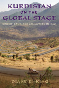 Kurdistan on the Global Stage cover