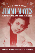 The Amazing Jimmi Mayes Cover