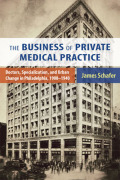 The Business of Private Medical Practice Cover