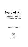 Next of Kin Cover