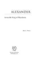 Alexander Cover