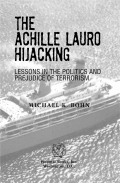 The <i>Achille Lauro</i> Hijacking Cover
