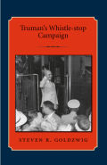 Truman's Whistle-stop Campaign cover