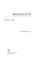 Wellington: The Iron Duke