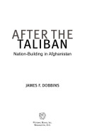 After the Taliban Cover