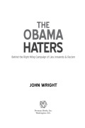 The Obama Haters Cover