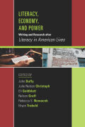 Literacy, Economy, and Power cover