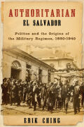 Authoritarian El Salvador Cover