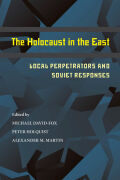 The Holocaust in the East cover