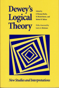 Dewey's Logical Theory Cover