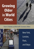 Growing Older in World Cities Cover