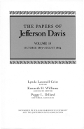 The Papers of Jefferson Davis: October 1863--August 1864
