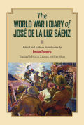 The World War I Diary of José de la Luz Sáenz Cover