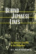 Behind Japanese Lines Cover