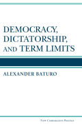 Democracy, Dictatorship, and Term Limits Cover