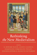 Rethinking the New Medievalism cover