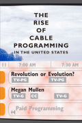 The Rise of Cable Programming in the United States cover