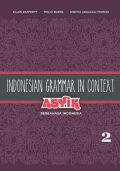 Indonesian Grammar in Context Volume 2