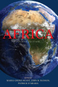 Africa, Fourth Edition Cover