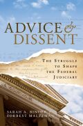 Advice and Dissent Cover