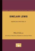 Sinclair Lewis - American Writers 27