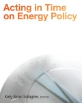 Acting in Time on Energy Policy Cover