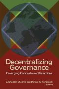 Decentralizing Governance Cover