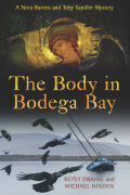 The Body in Bodega Bay Cover