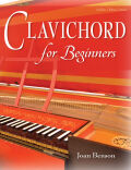 Clavichord for Beginners Cover