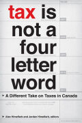 Tax Is Not a Four-Letter Word Cover