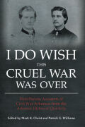 I Do Wish This Cruel War Was Over Cover