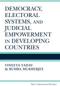Democracy, Electoral Systems, and Judicial Empowerment in Developing Countries Cover